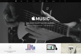画像: Apple公式サイトがモバイルファーストになった理由 - MdN Design Interactive
