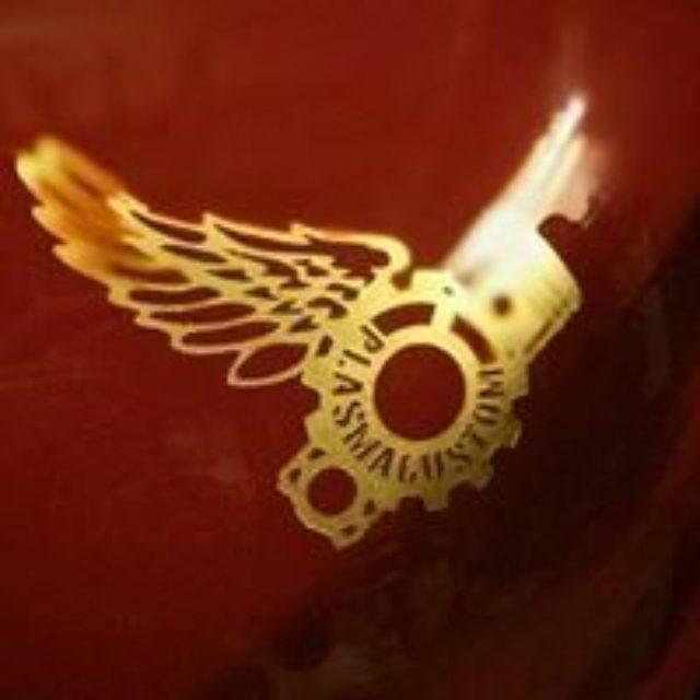 画像: Plasma Custom hand made bicycle