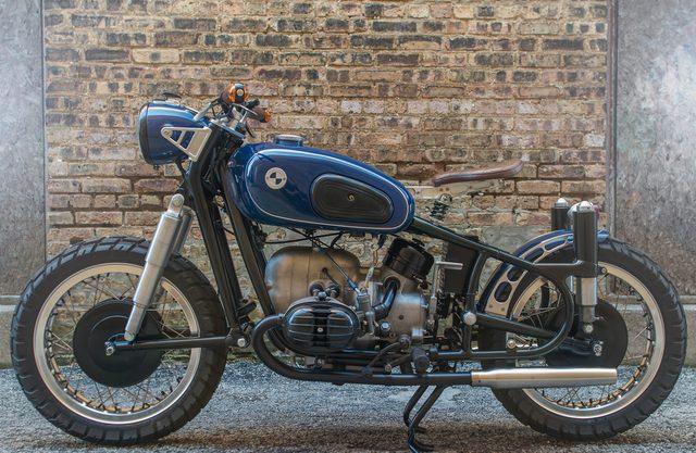 画像2: 1958 BMW R50 // BLUE BARON www.analogmotorcycles.com