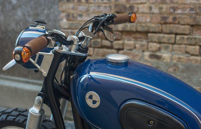 画像1: 1958 BMW R50 // BLUE BARON www.analogmotorcycles.com