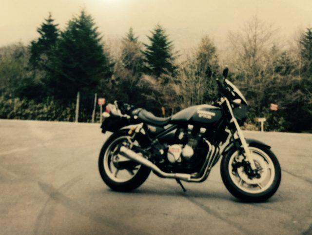 画像: Kawasaki Zephyr 400。