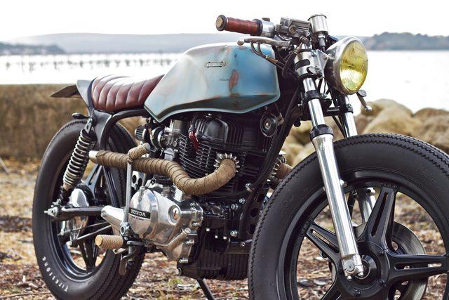 画像1: '78 Honda cb400 superdream www.ingloriousmotorcycles.com