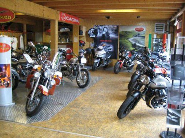 画像: - MOTORRAD - Michael Nitzsche & Team - 46286 Dorsten-Wulfen, Hervesterstr. 39 -