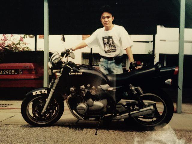 画像: Zephyr750。実はこのバイク、あまり印象がない・・・