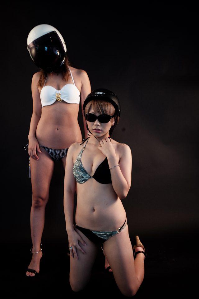 画像1: グラビア【ヘルメット女子】SEASON-IX 004