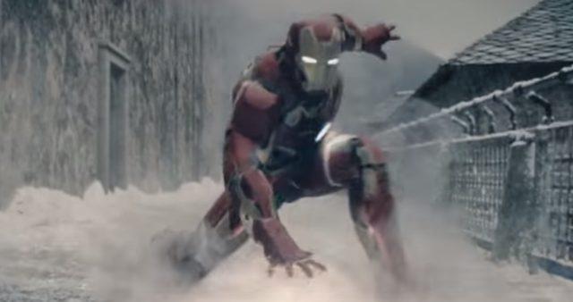 画像: アイアンマンのProgressive(先進) www.youtube.com