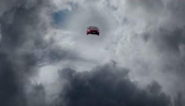 画像: new Audi. Landing on 20 Aug www.youtube.com