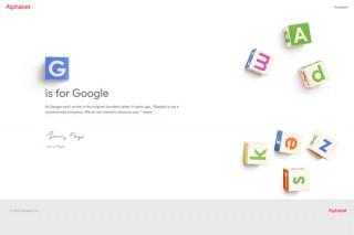 画像: AlphabetがソフトバンクグループやAppleと決定的に異なる点 - MdN Design Interactive