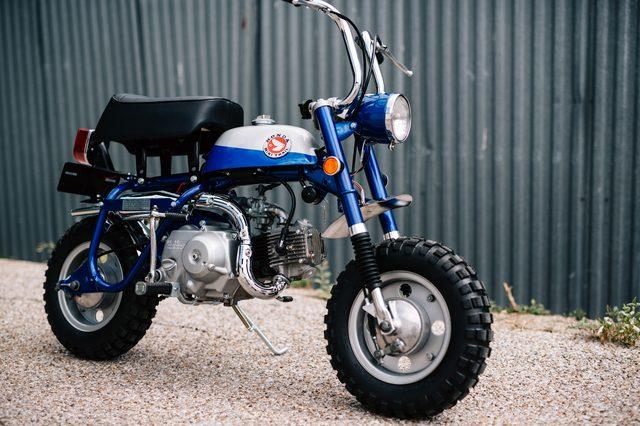 画像: HONDA Z50 chris-kelland.squarespace.com