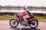 画像: 【目指せカフェレーサー女子!】ハゲマン〜カフェガールズを見ていて、やっぱりカフェレーサー女子になりたい♡って言ってたらお前はヘルズ・エンジェルズだろと言われたんですけど、どういうこと〜!! - LAWRENCE(ロレンス) - Motorcycle x Cars + α = Your Life.