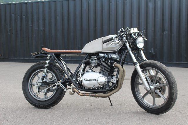 画像: 1981 KAWASAKI KZ750 LTD (TWIN) number8wiremotorcycles.com