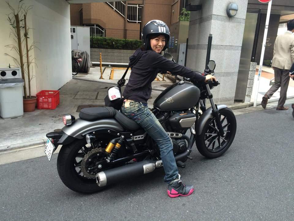 画像: 先川知香的インプレッション!【YAMAHA BOLT】に乗ってみた。 - LAWRENCE(ロレンス) - Motorcycle x Cars + α = Your Life.