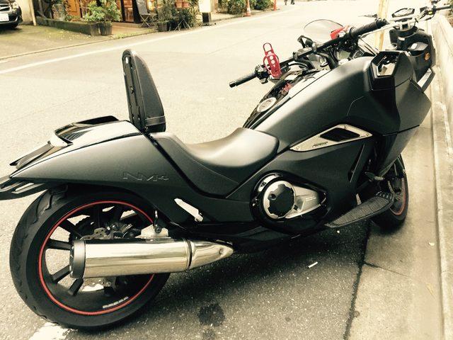 画像2: 【街角のクールなバイクたち】初めて路上で見たよ!リアル金田バイクといえばこれ。