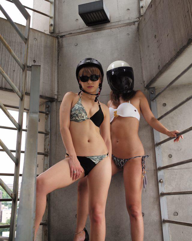 画像5: 深夜〜朝まで!大人のグラビア【ヘルメット女子】SEASON-IX 009
