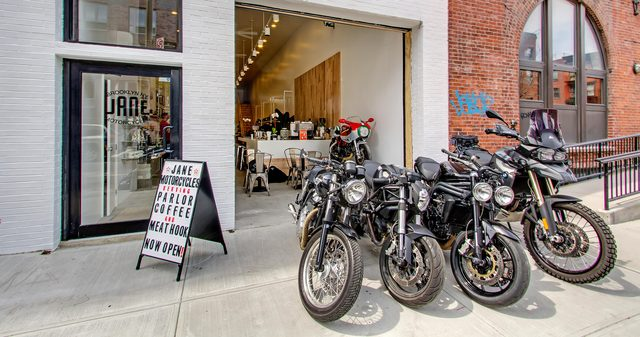 画像: Jane Motorcycles