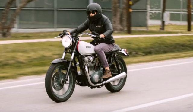 画像: テキサスから再び。LIMEY BIKESのYAMAHAラブを感じてくれ。 - LAWRENCE(ロレンス) - Motorcycle x Cars + α = Your Life.