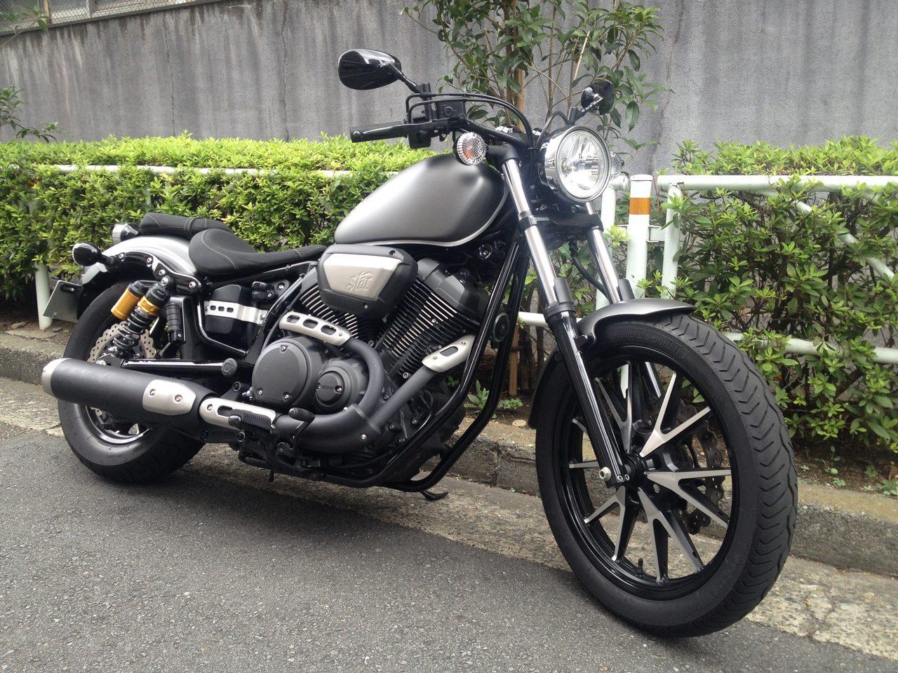 画像: 試乗:ヤマハ・ボルト Rスペック - LAWRENCE(ロレンス) - Motorcycle x Cars + α = Your Life.