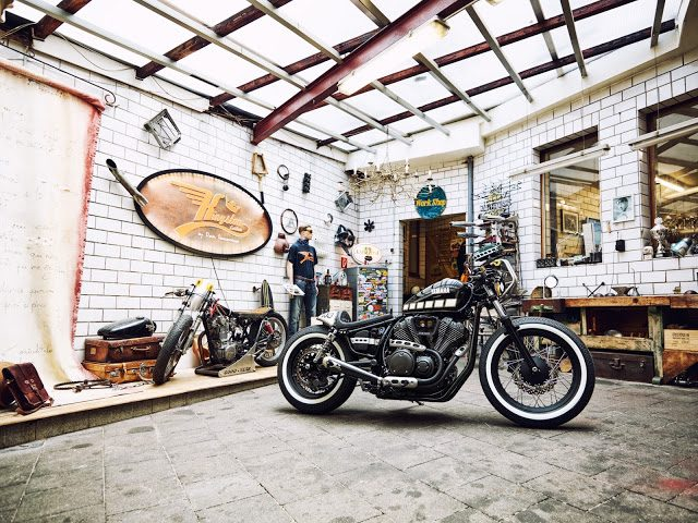 画像: Kingston Custom Motorcycles