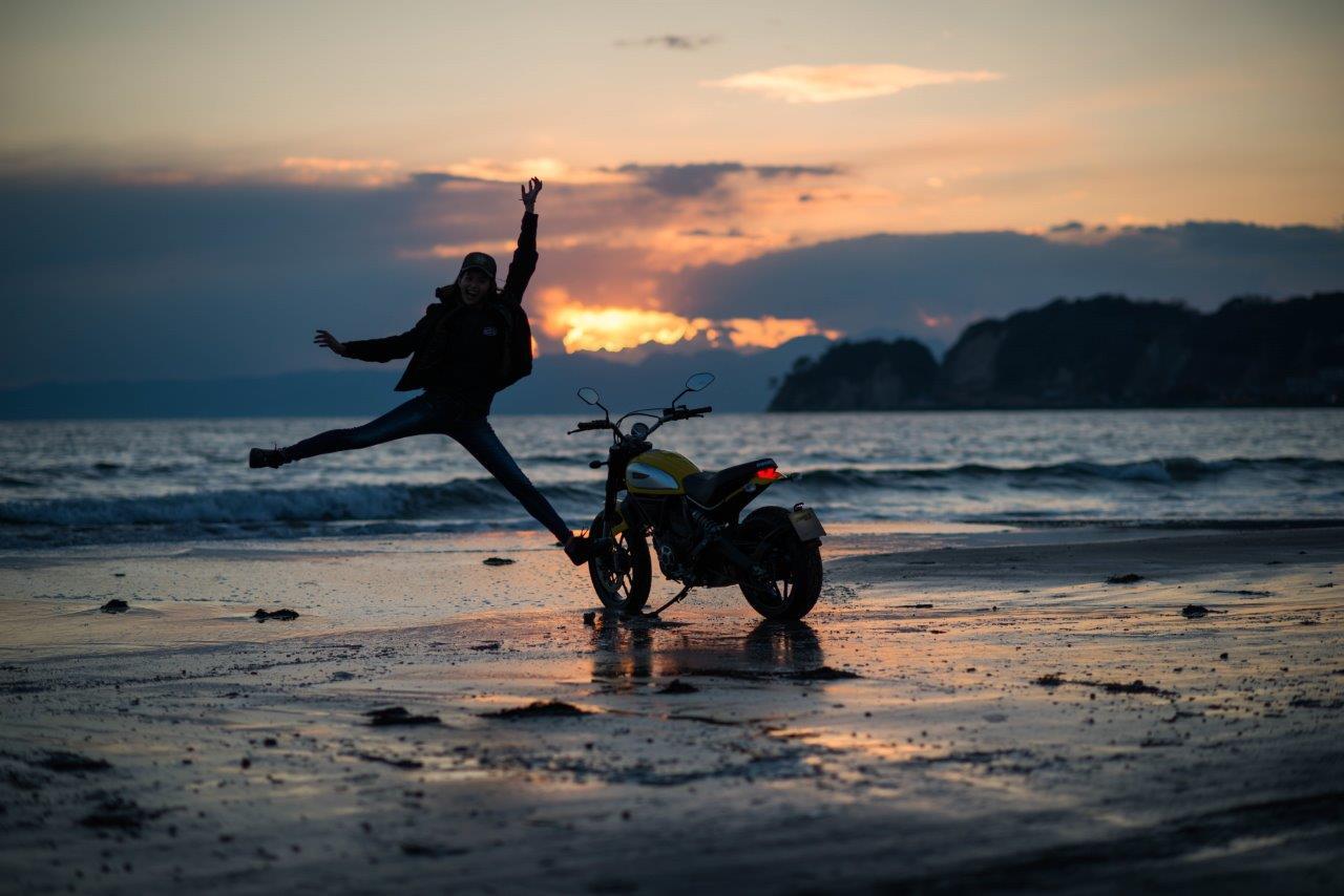 画像: Ducati Scramblerが乗ることと時間を共有する楽しみを提案するイベント 「The Land of Joy」を開催!