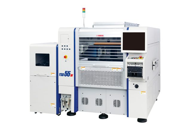 画像: [ニュースリリース]従来比約3倍の生産性と2倍の高精度搭載を実現し量産志向に対応 高速・高精度フリップチップボンダ「YSB55w」新発売
