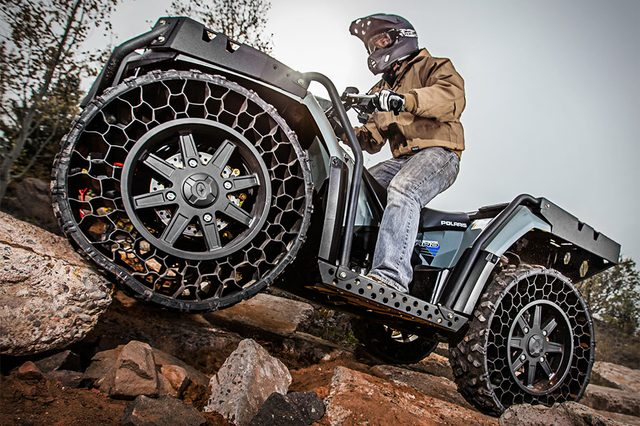 画像: Polaris Sportsman WV850 H.O. ATV