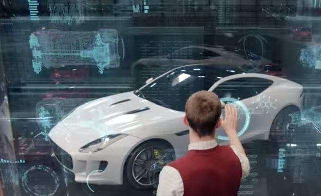 画像: ジャガーの最新スポーツカーF-TYPE