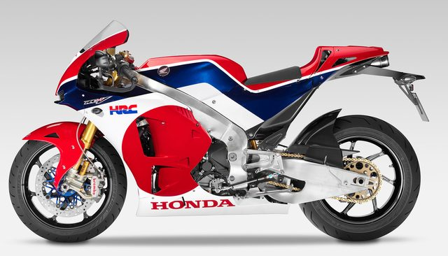画像: 2015 Honda RC213V-S www.totalmotorcycle.com