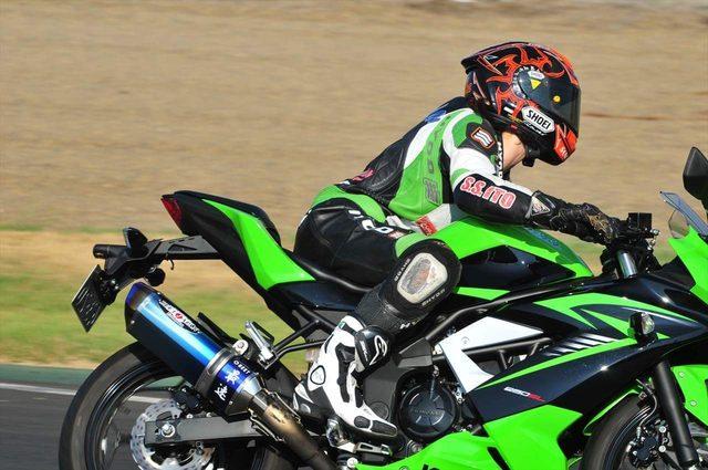 画像1: 先川知香的インプレッション!Kawasaki 【Ninja 250SL】に乗ってみた。