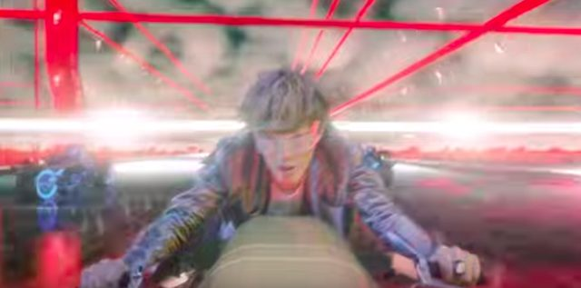画像3: ロックバンドグループSPYAIRの「ROCKIN'OUT」のミュージックビデオに近未来バイクが登場!