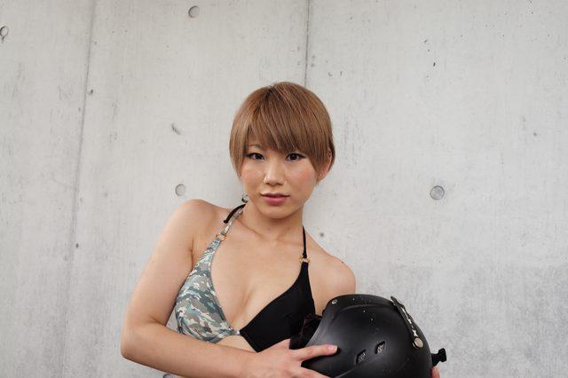 画像5: グラビア【ヘルメット女子】SEASON-IX 018