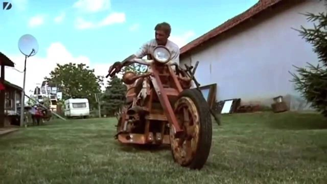 画像: デザインが超イケてる木製チョッパーバイク! - LAWRENCE(ロレンス) - Motorcycle x Cars + α = Your Life.