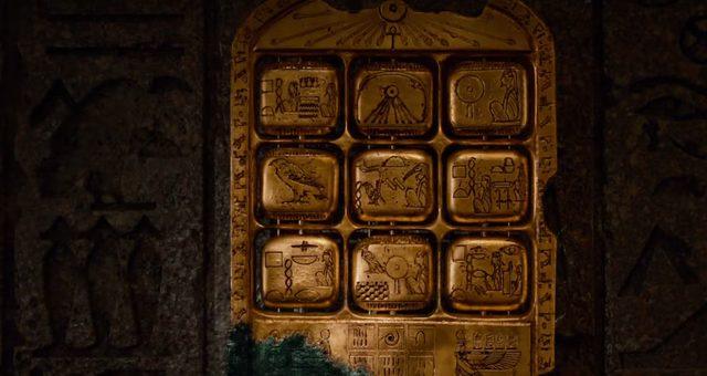画像: ところがタブレットが変色し、輝きを失い始める www.youtube.com