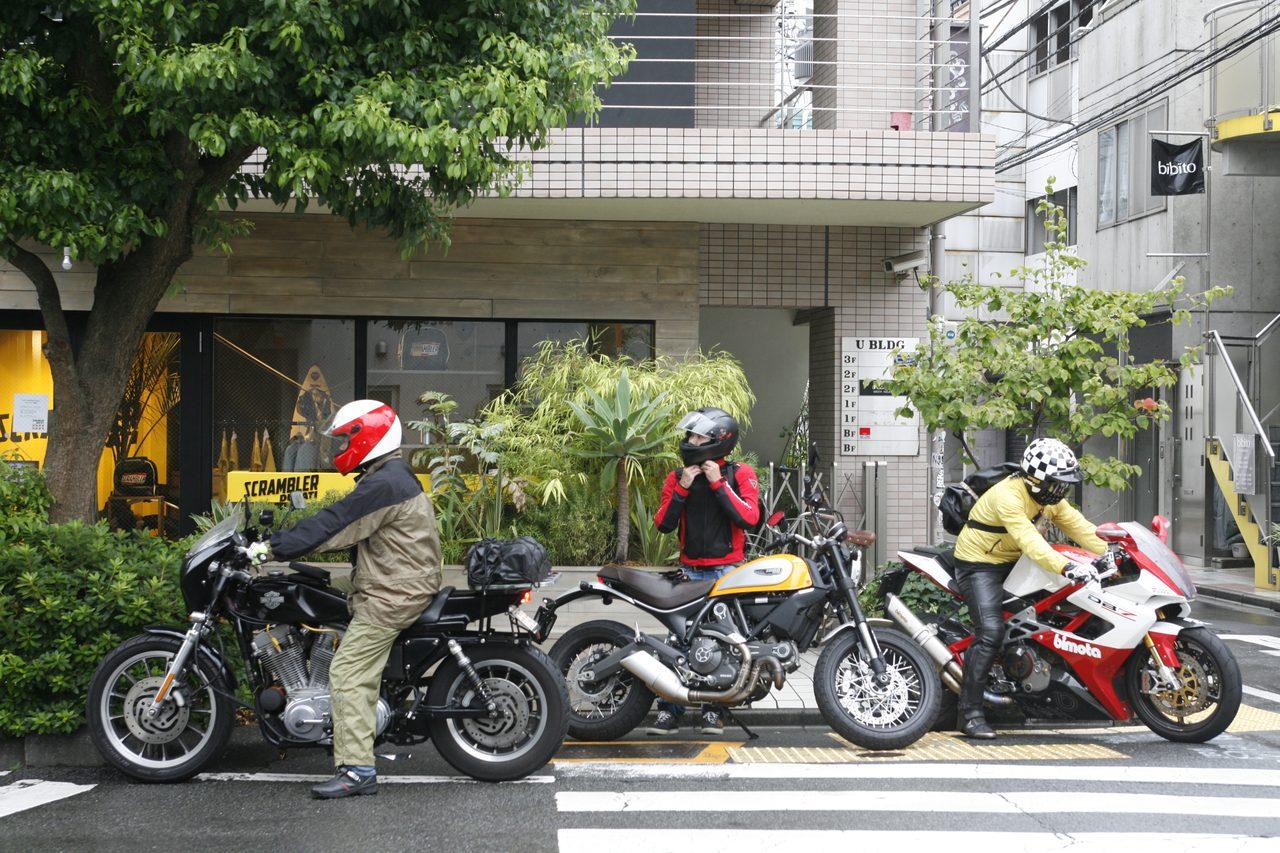 画像:  自由なムードが今っぽいドゥカティのバイクイベント「The Land of Joy @ Zushi Surfers」[前編]