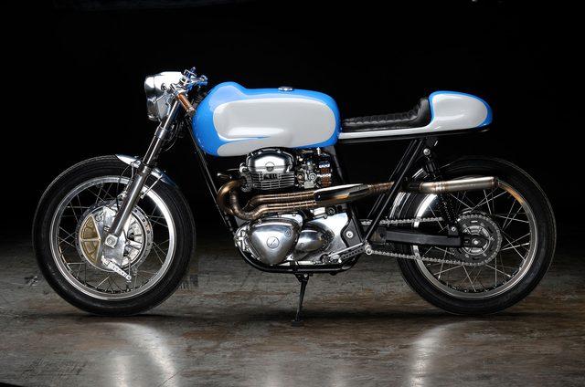 画像: KAWASAKI W650カスタム revivalcycles.com