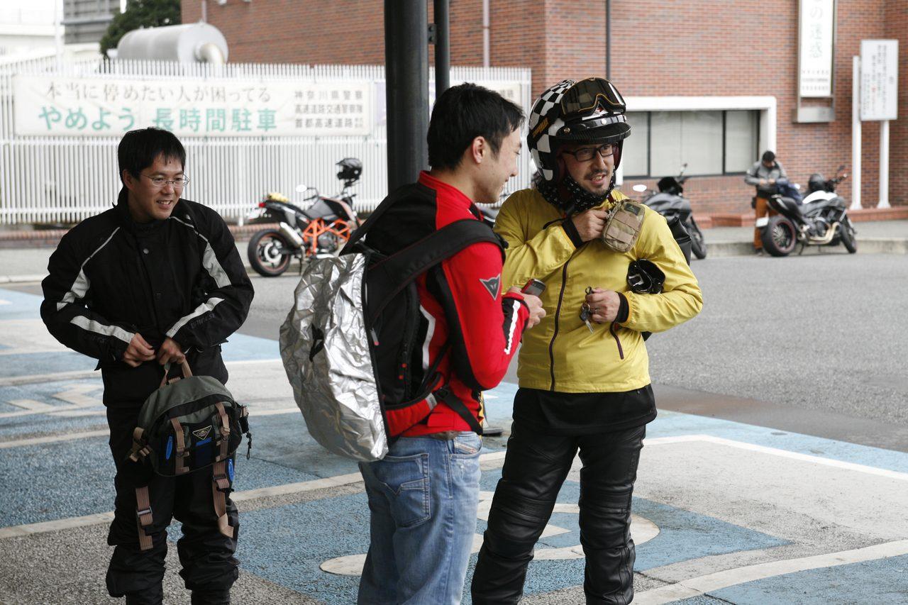 画像2: Ducati Scrambler 原宿が開催したツーリングイベントへGO!