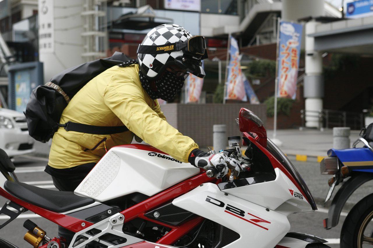 画像1: Ducati Scrambler 原宿が開催したツーリングイベントへGO!