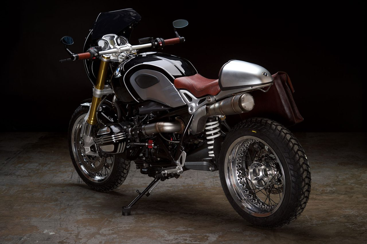 画像: BMW R nineTカスタム revivalcycles.com