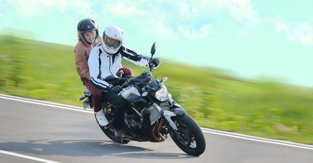 """画像: 家族と彼女が""""バイク好き""""になってくれる10のコトバ"""