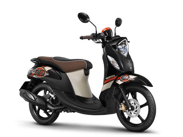 画像: 【ヤマハ】新型「Fino125」を9月にタイ市場に導入
