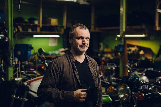 画像: CHRIS Kさん。CEO兼紅茶フリーク chris-kelland.squarespace.com