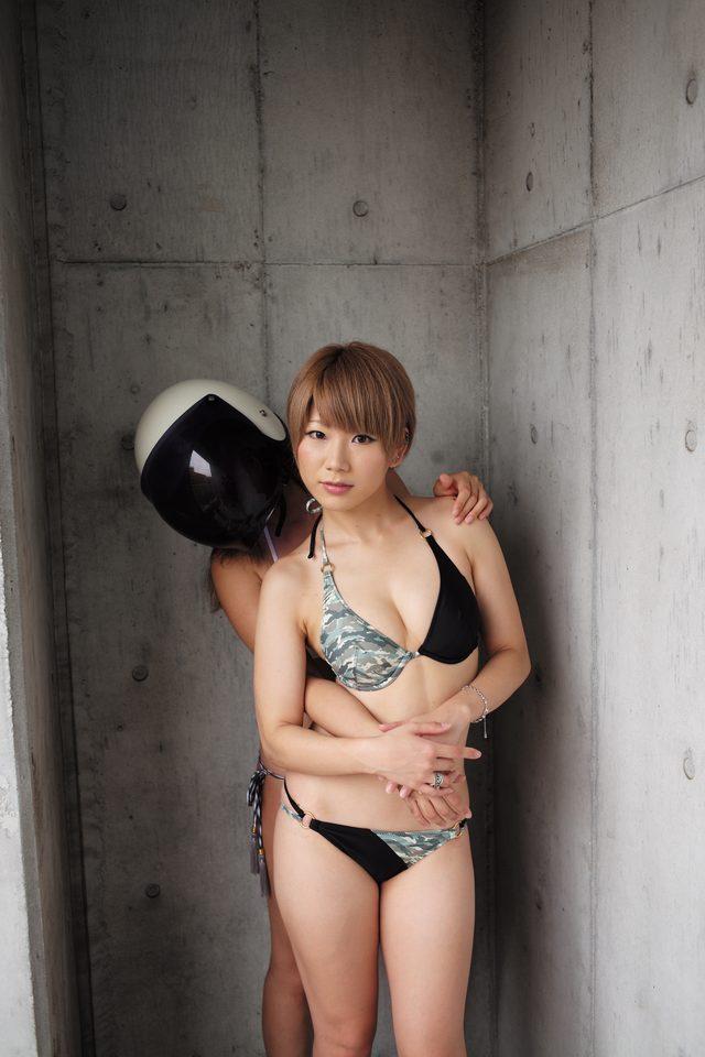 画像5: グラビア【ヘルメット女子】SEASON-IX 023