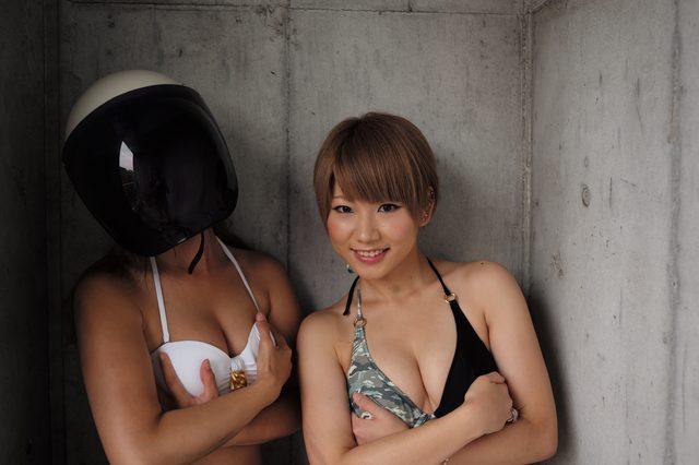 画像3: グラビア【ヘルメット女子】SEASON-IX 023