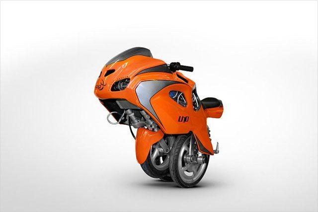 画像: 一輪へ・・・しゃきーん bpg-motors.com