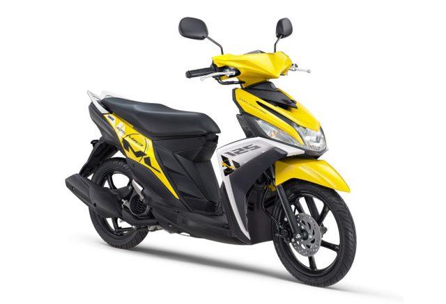 画像: 燃費・乗りやすさ・利便性・ファッション性を兼ね備えるスクーター。 global.yamaha-motor.com
