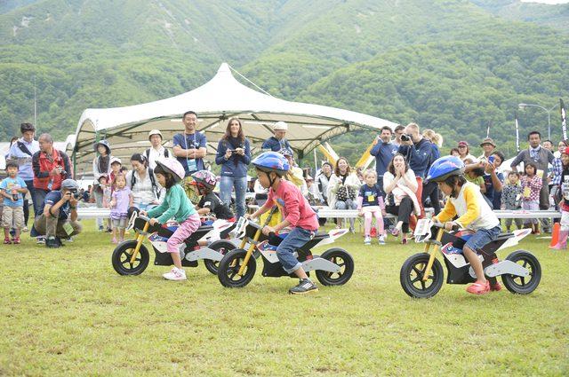 画像3: 2015年8月29日(土)から30日(日)まで「BMW Motorrad Days Japan 2015」が長野県白馬村のHakuba 47 Mountain Sports Park(長野県北安曇郡白馬村)で開催されました。