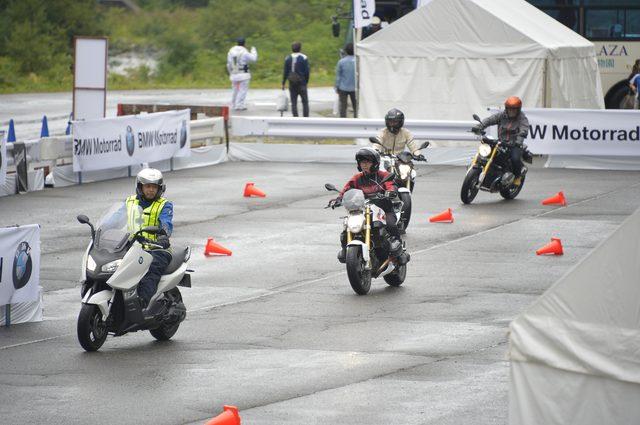 画像2: 2015年8月29日(土)から30日(日)まで「BMW Motorrad Days Japan 2015」が長野県白馬村のHakuba 47 Mountain Sports Park(長野県北安曇郡白馬村)で開催されました。