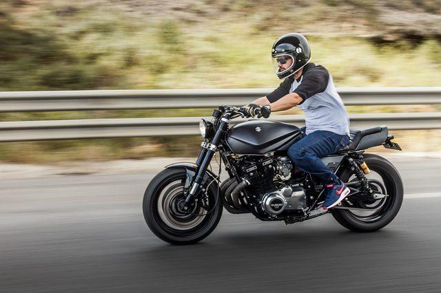画像: スペインのカスタムビルダー Mocco Motorsが選んだカスタムのベース車はなんと! - LAWRENCE - Motorcycle x Cars + α = Your Life.