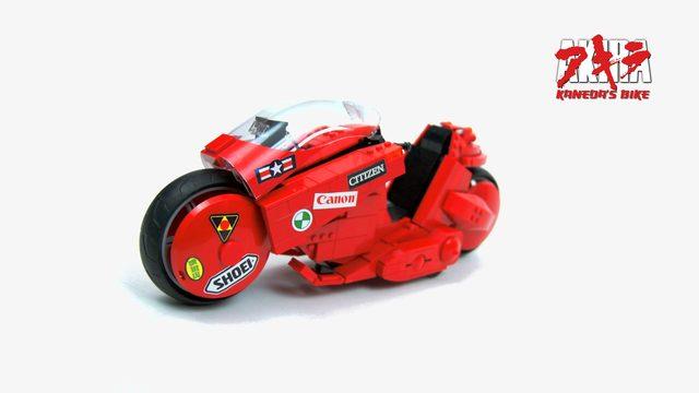 画像: ハムスターも乗れる!?レゴで再現された『AKIRA』金田バイクがかっこいい! - LAWRENCE(ロレンス) - Motorcycle x Cars + α = Your Life.