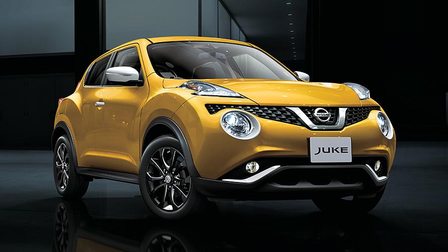 画像: 日産:ジューク [ JUKE ] コンパクトカー Webカタログ トップ