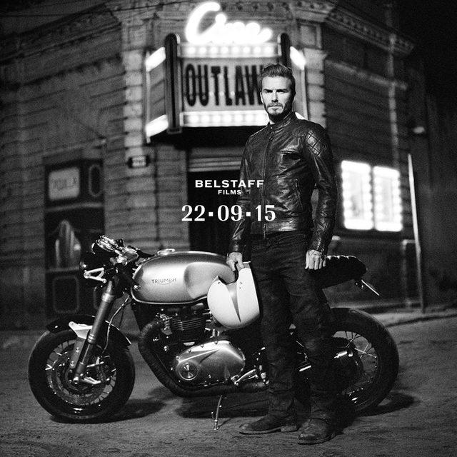 画像: 英国のライダーズブランド Belstaffの新作コレクション用プロモ映画「OUTLAW」が2015年9月22日に公開。 - LAWRENCE(ロレンス) - Motorcycle x Cars + α = Your Life.